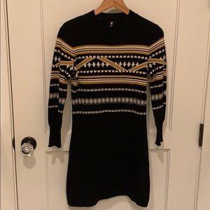 Free People Sweater Dress - Size XS